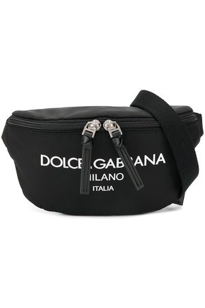 Dolce & Gabbana Printed logo belt bag