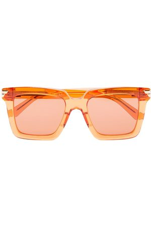 Bottega Veneta Square tinted sunglasses