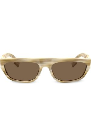 Burberry Eyewear Aviator sunglasses - Neutrals