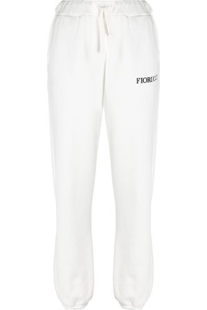 Fiorucci Women Tracksuits - Angels patch joggers