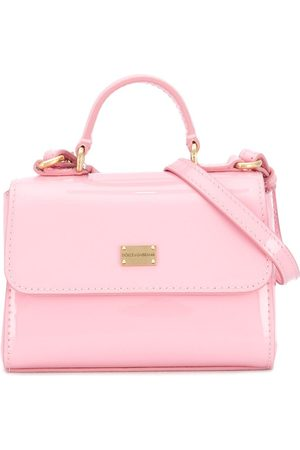 Dolce & Gabbana Patent leather tote bag