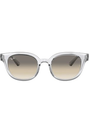 Ray-Ban Transparent square-frame sunglasses - Neutrals