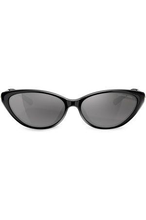 Michael Kors Cat eye frame engraved logo sunglasses
