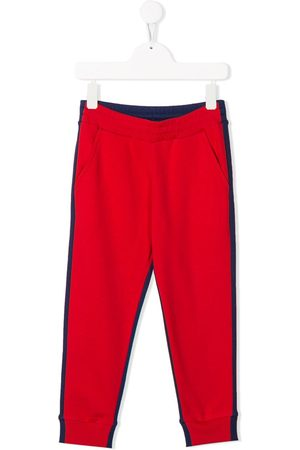 Moncler Boys Sweatpants - Colour block joggers