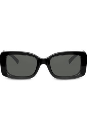 VERSACE Rectangular-frame sunglasses