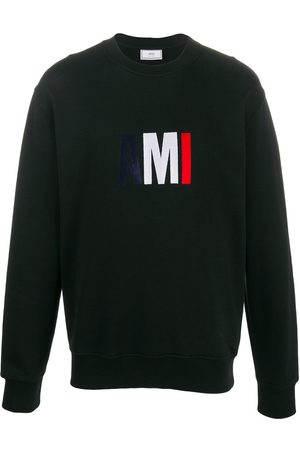 Ami Men Sweatshirts - Logo sweatshirt