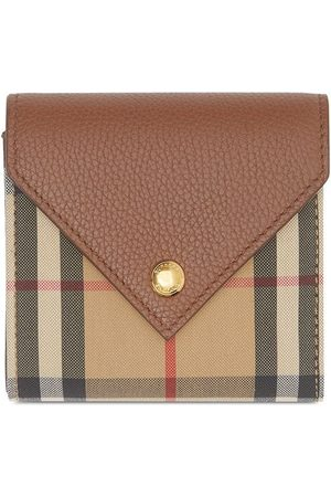 Burberry Women Wallets - Vintage Check wallet