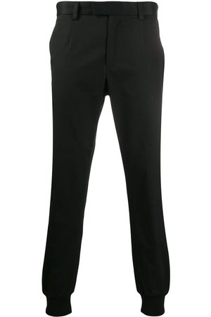 Dolce & Gabbana Gathered ankle chinos