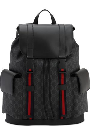 Gucci Gg Supreme Coated Backpack