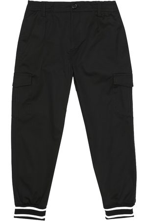 Dolce & Gabbana Stretch-cotton pants