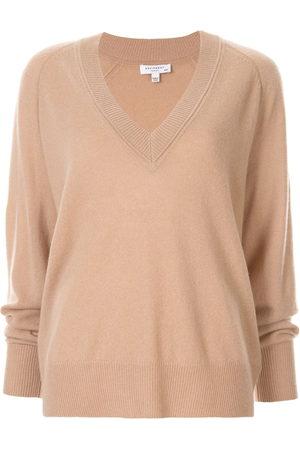 Equipment Women Sweaters - Madalene v-neck cashmere jumper
