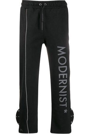 A-cold-wall* Slogan track pants