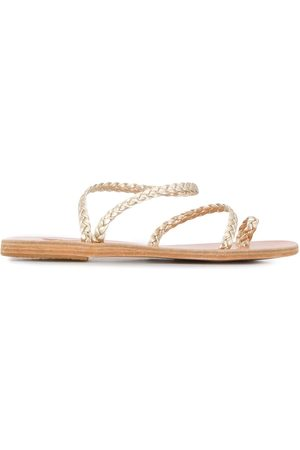 Ancient Greek Sandals Women Sandals - Eleftheria braided sandals