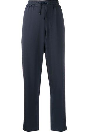 Kenzo Women Sweatpants - Straight-leg cropped track pants