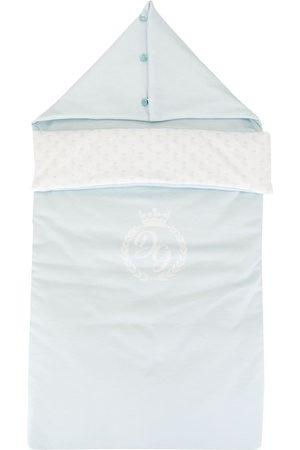 Dolce & Gabbana Sleeping Bags - Logo print sleeping bag
