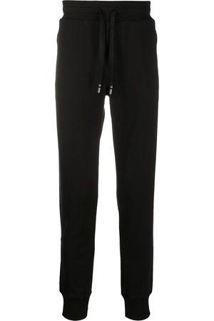 Dolce & Gabbana Drawstring cuffed track trousers