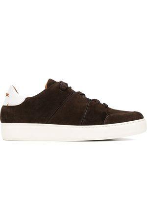 Ermenegildo Zegna Panelled sneakers