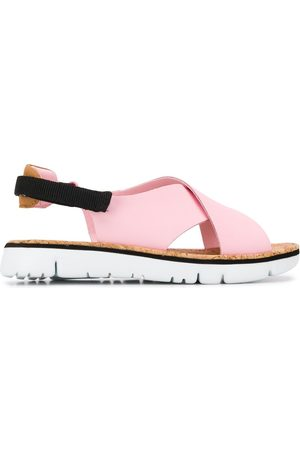 Camper Oruga cross-over sandals