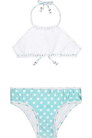 ZIMMERMANN Kirra crochet mismatched bikini