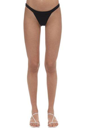 Anemone Solid Banded Bikini Bottoms