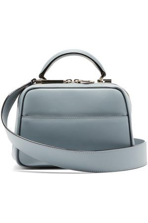VALEXTRA Serie S Small Smooth-leather Bag - Womens - Light