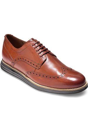 Cole Haan Men's Original Grand Leather Wingtip Oxfords