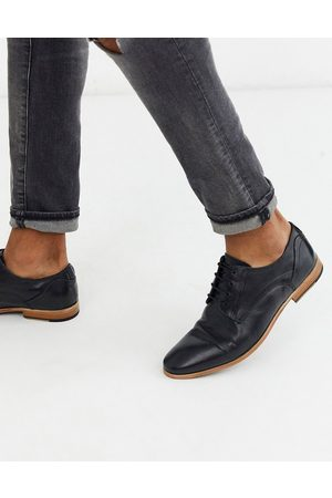 ASOS Lace up shoes in leather with natural sole