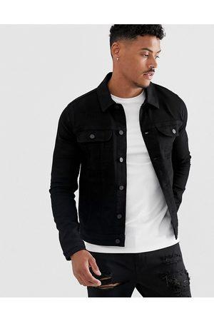ASOS Skinny western denim jacket in