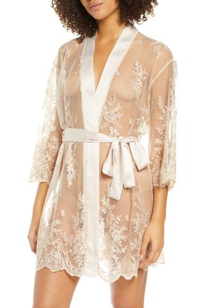 Rya Collection Women Bathrobes - Women's Darling Lace Wrap