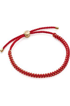 Monica Vinader Gold Rio Mini Friendship Bracelet
