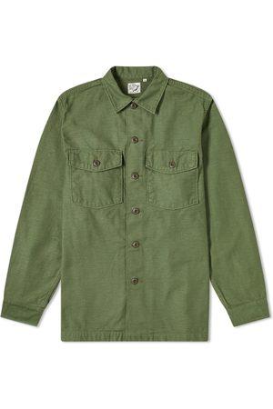 ORSLOW Men Shirts - US Army Shirt