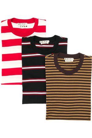 Marni Men T-shirts - 3 pack T-shirts - Neutrals