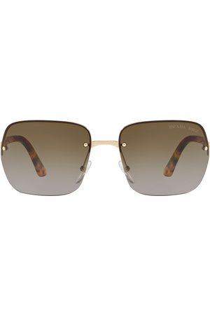 Prada Heritage square frame sunglasses