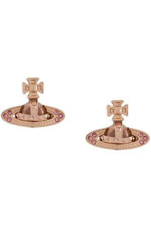 Vivienne Westwood Women Earrings - Pina Bas Relief orb earring
