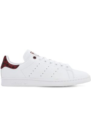 adidas Women Sneakers - Stan Smith Sneakers W/ Glitter Detail