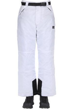 UFU - USED FUTURE Sup Belted Pants