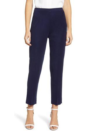 Ming Wang Women Pants - Women's Knit Ankle Pants