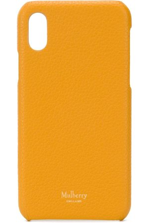 MULBERRY Phones Cases - Grained-effect iPhone X case