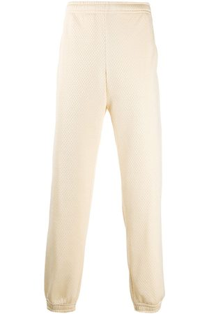 Gucci Braided trim track pants - Neutrals