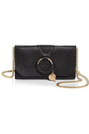 See by Chloé Hana Leather Chain Wallet