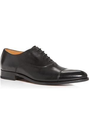 To Boot Men's Forley Cap-Toe Leather Oxfords