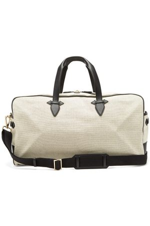 Paravel Grand Tour Canvas Holdall - Womens - Multi