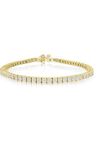 SuperJeweler Women Bracelets - 8.5 Inch 14K 4 3/4 Carat Diamond Tennis Bracelet