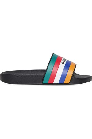Dsquared2 10mm Rubber Slide Sandals