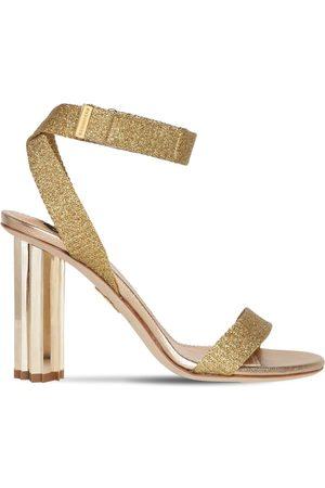 Dsquared2 90mm Metallic Nylon Sandals