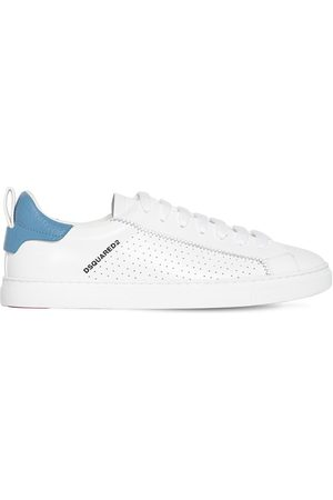 Dsquared2 10mm San Diego Leather Sneakers