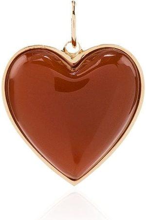 JACQUIE AICHE Women Necklaces - 14kt heart charm - /