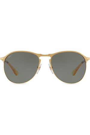 Persol Aviators - Keyhole aviator sunglasses