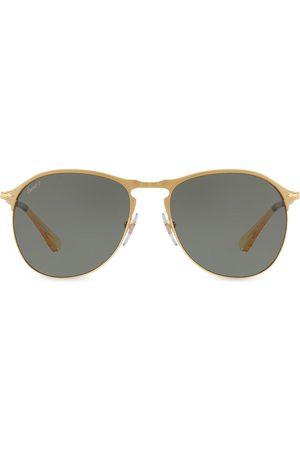 Persol Keyhole aviator sunglasses