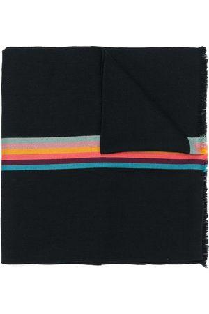 Paul Smith Men Scarves - Stripe detail scarf
